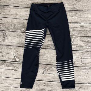 Women's Athleta navy blue leggings